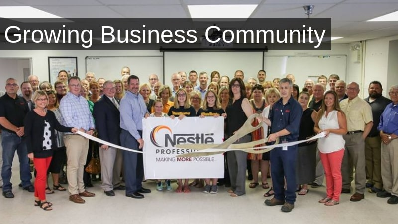 Growing Business Community